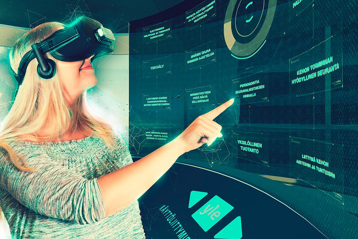 YLE virtuaalitodellisuus
