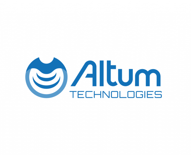 Yritysilmesuunnittelu Altum Technologies - Kuvake