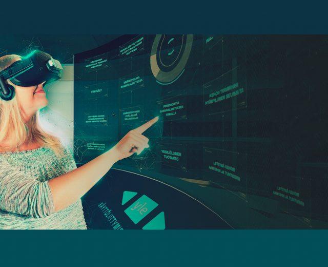 Virtuaalitodellisuus YLE